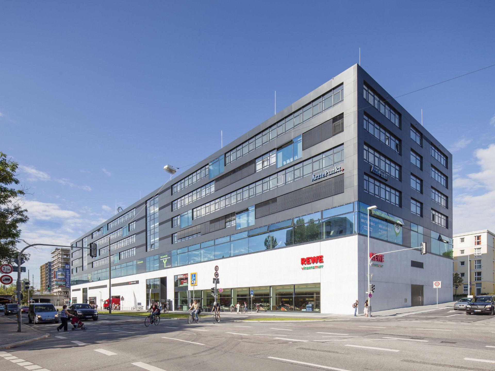 Ambigon, München - Büro-, Geschäfts- und Ärztehaus