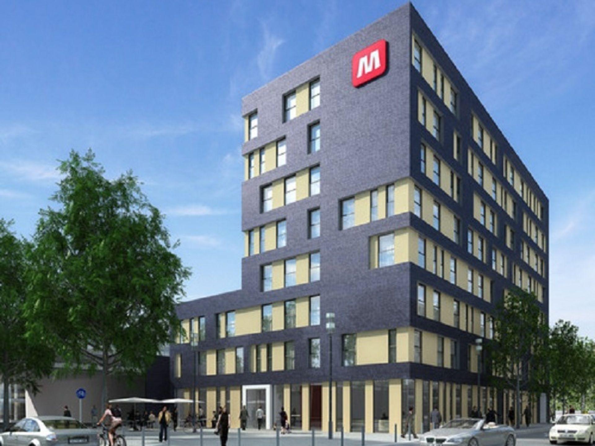 Meininger Hotel, Frankfurt am Main