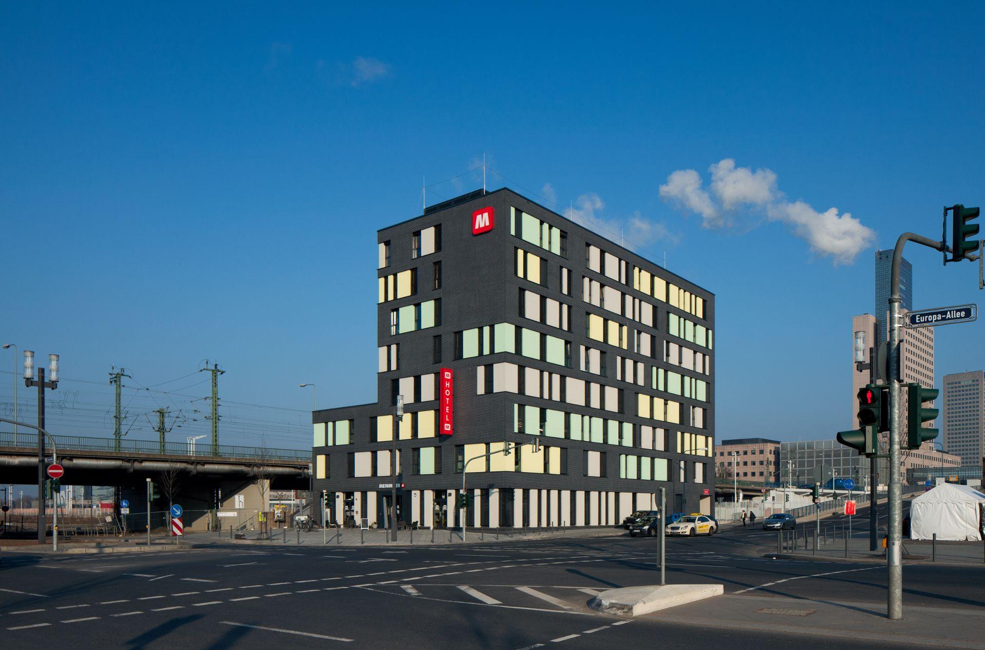 Berlin Hotel Meininger Hauptbahnhof